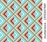 seamless pattern background... | Shutterstock . vector #1593347989