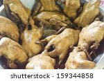 pot stewed duck  | Shutterstock . vector #159344858