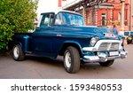 Classical American 1950s Pickup ...