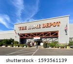 The Home Depot Store In San...