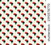 kwanzaa seamless pattern  ...   Shutterstock .eps vector #1593578770