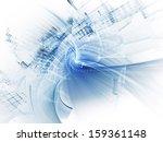 light blue abstract background | Shutterstock . vector #159361148