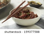 traditional chinese noodle... | Shutterstock . vector #159377588
