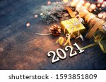 Happy New Year 2021 With...