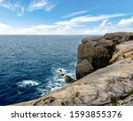 Beautiful View Of The Cliffs O...