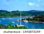 Salt River Bay, Salt River Marina, Landing site of Columbus, St Croix, USVI