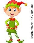 cute and happy looking...   Shutterstock . vector #159406280