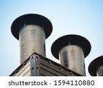 Aluminum Ventilation Chimneys...