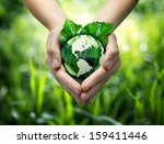 Green Planet In Your Heart...
