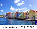 Specific Coloured Buildings At...