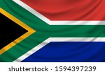 National Flag Of South Africa...