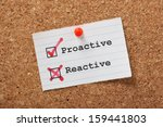 Proactive And Reactive Tick...