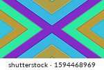 background in paper style.... | Shutterstock . vector #1594468969