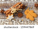 Christmas Spices  Ginger And...