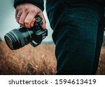 Present your photo camera equipment