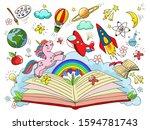 imagination  creativity  new...   Shutterstock .eps vector #1594781743