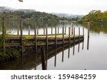 Derwent Water  Keswick  Uk