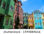 istanbul  turkey   10 july 2019 ... | Shutterstock . vector #1594884616