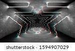 fantasy advertising for game... | Shutterstock . vector #1594907029
