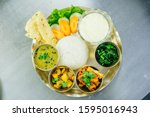 Nepali Dal Bhat Traditional...