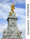 Empress Victoria Monument  See...