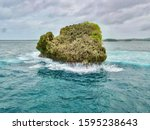 A Small Island In The Middle O...