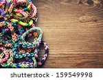 Rubber Band Loom Bracelets On ...