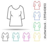 women jacket multi color style...