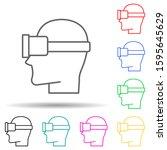 vr glasses virtual reality ...