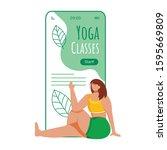 yoga classes smartphone...