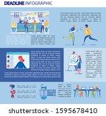 illustration deadline... | Shutterstock .eps vector #1595678410