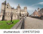 Medieval Castle Het Steen In...