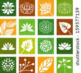 nature icons   Shutterstock .eps vector #159577139