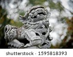Chinese Or Imperial Guardian...