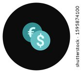 money transfer icon. money...