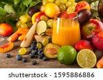 Healthy Organic Fresh...