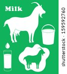 abstract,agriculture,animal,bucket,dairy product,design element,drink,drop,farm animal,food,glass,goat,healthy eating,isolated,mammal