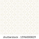 geometric abstract pattern... | Shutterstock .eps vector #1596000829