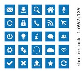 web icons. vector available.