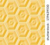 seamless geometrical background ... | Shutterstock .eps vector #159639530