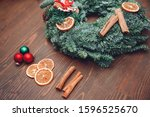Christmas Winter Wreath...