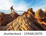 Hike In The Utah Mountains....