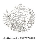Hand Drawing Coloring Pages For ...