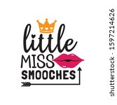 Little Miss Smooches With Lip...
