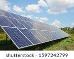 Solar Panels  Surface...
