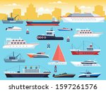 Maritime Transport. Shipping...