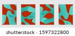 abstract science background....   Shutterstock .eps vector #1597322800