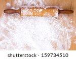 baking background | Shutterstock . vector #159734510