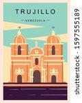 Trujillo Retro Poster. Trujillo ...