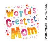 World's Greatest Mom   Happy...